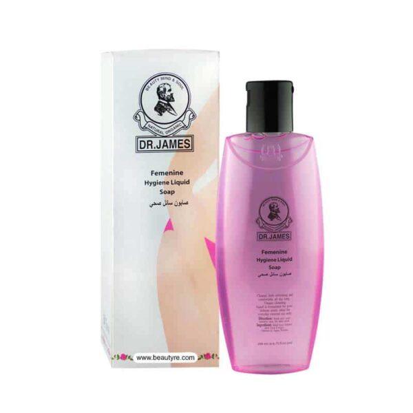 Dr.James Feminine Hygiene Liquid Soap