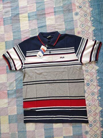 Fila Tshirt Front Side