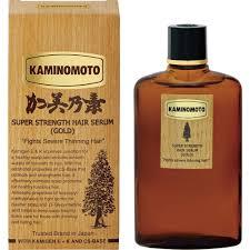 KAMINOMOTO Super Strength Hair Serum Gold