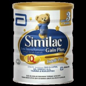 Similac 3 Gain Plus